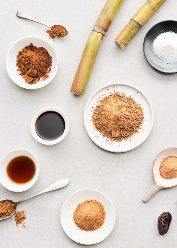 Azúcares en pastelería